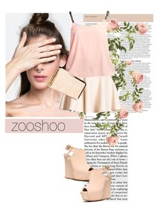 """""""For ZooShoo #3"""" by excogitatoris ❤ liked on Polyvore featuring ASOS, ZooShoo, Qupid, Sole Mio and zooshoo"""