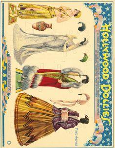 HOllywood Dollies 1925 original - Bobe - Álbumes web de Picasa