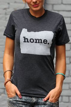 Love these Home T's and a portion of the proceeds go to MS research :)