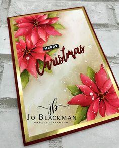 JoBlackman.com: Stampin' for Christmas October Blog Hop...