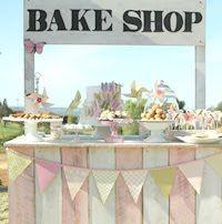 DIY Bake Shop. Love this
