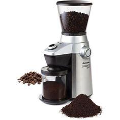 Électriques modernes ensemble Grain de Café Meuleuse Ecrou Spice Blender Espresso 150 W Noir