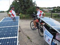 Sun trip:Για ηλιακούς ποδηλάτες