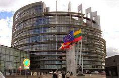 Το κρυφό μήνυμα του κτιρίου του Ευρωπαϊκού Κοινοβουλίου / The hidden message of the building of the European Parliament