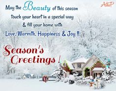 Joys and wonders of holiday season merry christmas greeting joys and wonders of holiday season merry christmas greeting pinterest holidays merry christmas greetings and christmas cards m4hsunfo
