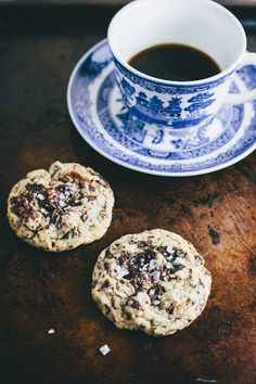 Hummingbird High: Brown Butter, Chocolate, Maple and Pecan Cookies
