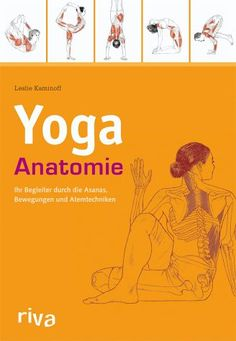 Yoga Anatomie - Great Book.