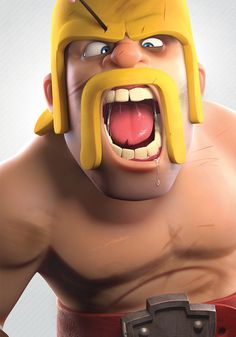 Clash of Clans - 2015 New Year OOH Campaign on Behance