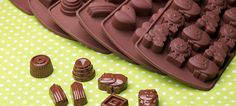 #Pralinenformen | BAEKKA #sweets #baking #backen #Küche #kitchen #food #party
