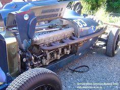 27 Liter V12 Hispano aero engine:  Aero-Engined Vintage Racers - THE H.A.M.B.