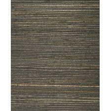 Best of Asia IV 3' x 2' Jute Grasscloth Wallpaper