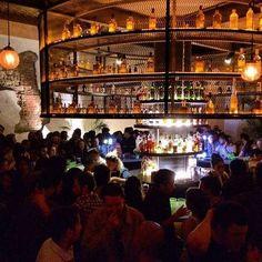 Luciferina | Los 16 mejores bares en la Ciudad de México que debes visitar este 2016