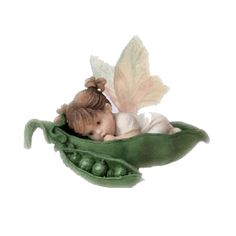 Sweet Pea Fairie - From Series One of the My Little Kitchen Fairies collection