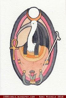 egyptian god thoth symbols thoth tattoo amulets pinterest god symbols and for the. Black Bedroom Furniture Sets. Home Design Ideas