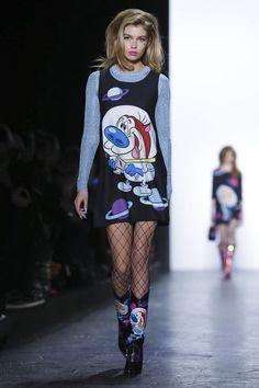 Jeremy Scott / Ready To Wear Fall Winter 2016 New York