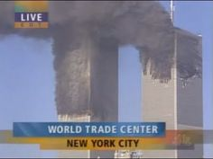 New Video First Plane Hit Tower 9 11 9/11 Terrorist Terror Attack World Trade Center September 11 - YouTube