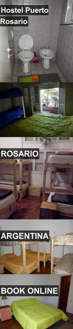 Hotel Hostel Puerto Rosario in Rosario, Argentina. For more information, photos, reviews and best prices please follow the link. #Argentina #Rosario #HostelPuertoRosario #hotel #travel #vacation