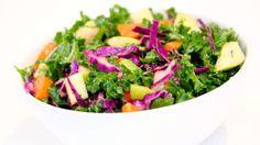 Kale Crunch Salad - Clean & Delicious®
