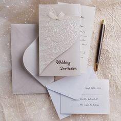Modern Wedding Invitations 2014