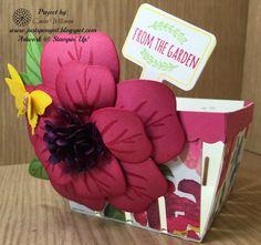 Just Sponge It: Bouquet Bigz Die Flowers Video!