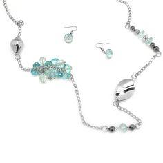Paparazzi Malibu Blue Necklace $5 loripaparazzi@gmail.com www.paparazziaccessories.com/16214