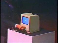 The First Macintosh