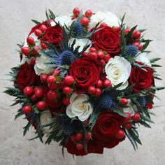 Find This Pin And More On Chistmas Bouquet
