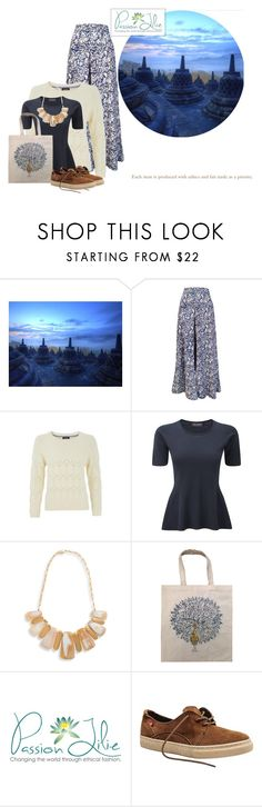 """PassionLilie.com - Changing The World Through Fashion"" by maggiecakes ❤ liked on Polyvore featuring moda, National Geographic Home, John Smedley, Hissia i Oliberté"