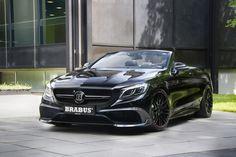 Brabus 850 2016 Mercedes-AMG S63 Cabriolet