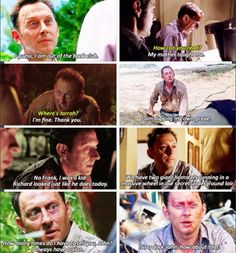 Ben Linus...i will never stop loving this dude's acting and never stop hating his character in this show.