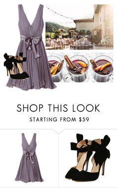"""Fall Wedding"" by tricialisha ❤ liked on Polyvore featuring Rebecca Taylor"