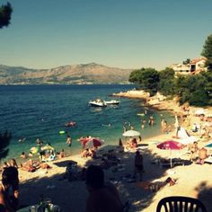 Postira Island Of Brac Croatia