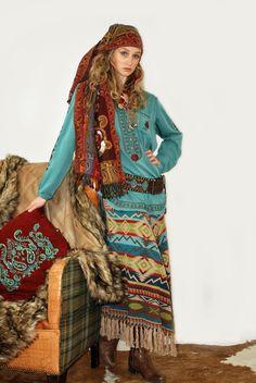 Mountain Skirt - Tasha Polizzi