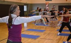 Mind, Body & Soul: Cañon Exploratory School students learn yoga during physical education classes