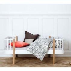 Oliver Furniture, Wood juniorseng - eg