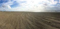 Kitesurfing at Wijk aan Zee | Kitesurfování ve Wijk aan Zee