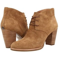 Pre-owned Ugg Australia Mackie Ankle Chestnut Boots ($150) ❤ liked on  Polyvore
