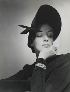 Photo by George Platt Lynes, 1940s.