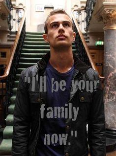Tobias Eaton (Four) Divergent