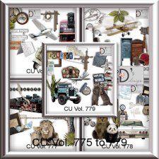 Vol. 775 to 779 - Travel-World by Doudou's Design  cudigitals.com cu commercial scrap scrapbook digital graphics#digitalscrapbooking #photoshop #digiscrap