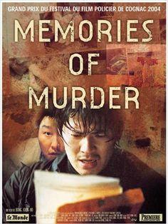 Memories of Murder : affiche