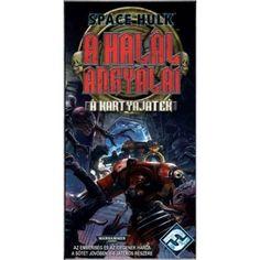 Space Hulk: A halál angyalai - stratégiai társasjáték 13 éves kortól - Delta Vision - Kooperatív játékok tipp