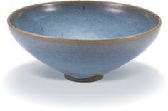 A large 'Jun' bowl, Song-Ming dynasty