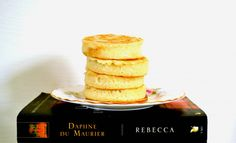 crumpets inspired by rebecca by Daphne du Maurier