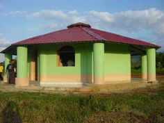 How to Build a House Made from PET Plastic Bottles