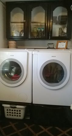 My laundry makeover  http://redoityourselfinspirations.blogspot.com/2014/01/laundry-area-makeover.html