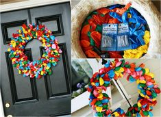 Für Karneval basteln | Fasching Deko basteln - 7 schöne DIY Ideen mit Luftballons