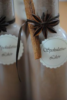 Chocolate Valley: Spekulatius Likör