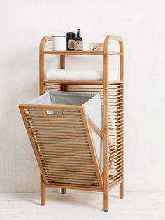 intelligent Space Saving Solutions and Storage Ideas Brilliant Space-Saving Solutions and Storage Ideas bedroom storage Smart Furniture, Space Saving Furniture, Bathroom Furniture, Furniture Makeover, Furniture Design, Furniture Ideas, Furniture For Small Spaces, Bathroom Cabinets, Wooden Furniture
