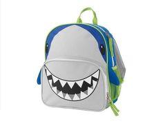 "Kids Boys Rucksack Animal Zoo Small Blue School Bag 12"" Children Shark Backpacks #AnimalFriend #Backpack"